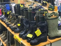 Рейтинг зимних сапог для рыбалки